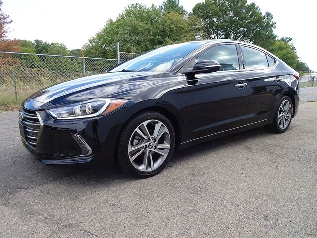 2017 Hyundai Elantra Limited Madison, NC 6