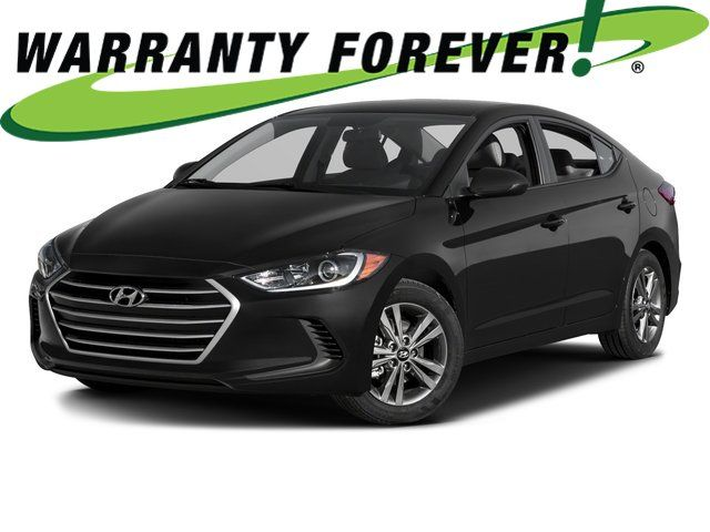2017 Hyundai Elantra Value Edition in Marble Falls, TX 78654