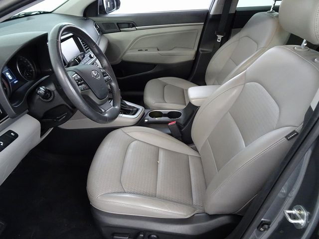2017 Hyundai Elantra Limited in McKinney, Texas 75070