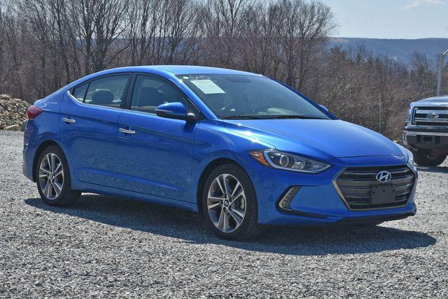 2017 Hyundai Elantra Limited Naugatuck, Connecticut 6