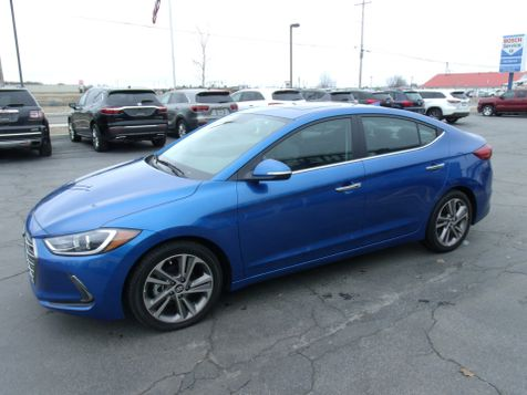 2017 Hyundai Elantra Limited New!! 24 Miles! | Rishe's Import Center in Ogdensburg, NY