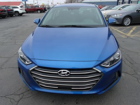 2017 Hyundai Elantra Limited New 24 Miles! | Rishe's Import Center in Ogdensburg, New York