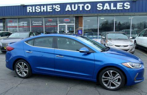 2017 Hyundai Elantra Limited New 24 Miles! | Rishe's Import Center in Ogdensburg, NY