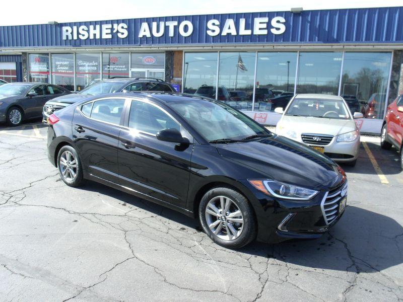 2017 Hyundai Elantra Value Edition | Rishe's Import Center in Ogdensburg New York