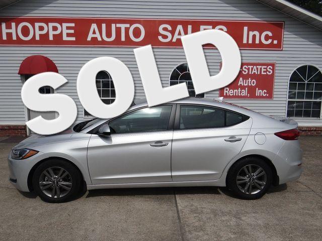 2017 Hyundai Elantra SE | Paragould, Arkansas | Hoppe Auto Sales, Inc. in  Arkansas