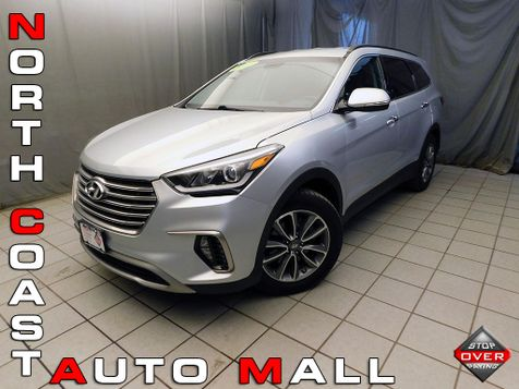 2017 Hyundai Santa Fe Limited in Cleveland, Ohio
