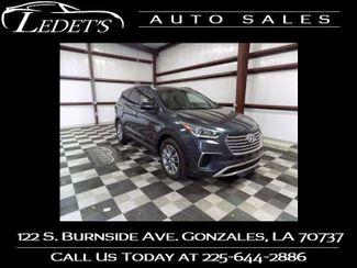 2017 Hyundai Santa Fe SE - Ledet's Auto Sales Gonzales_state_zip in Gonzales