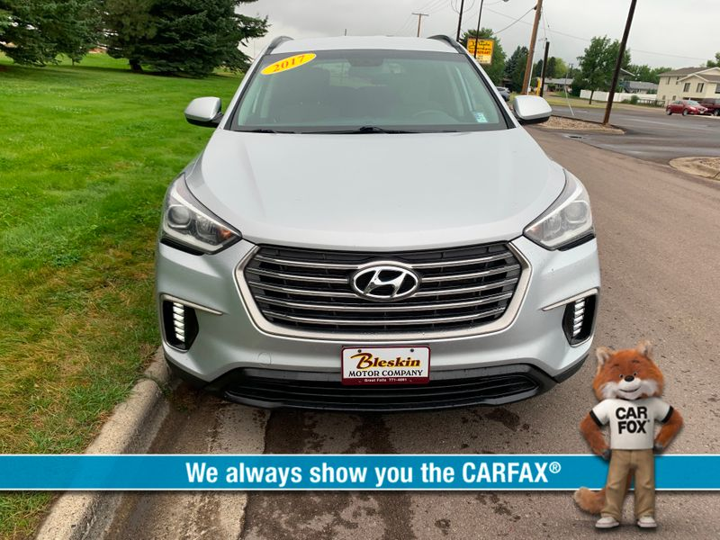 2017 Hyundai Santa Fe SE  city MT  Bleskin Motor Company   in Great Falls, MT