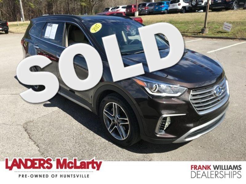 2017 Hyundai Santa Fe Limited Ultimate | Huntsville, Alabama | Landers Mclarty DCJ & Subaru in Huntsville Alabama
