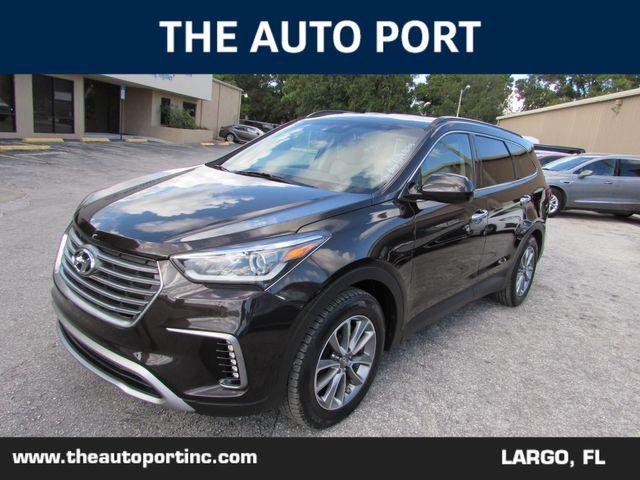 2017 Hyundai Santa Fe SE in Largo, Florida 33773