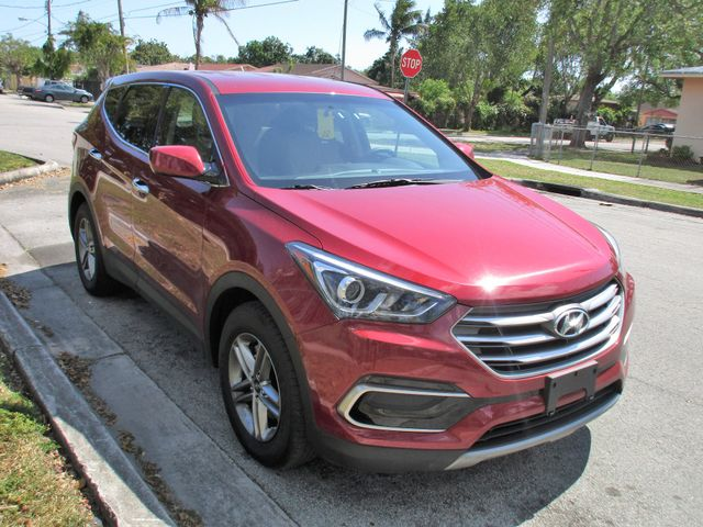 2017 Hyundai Santa Fe SE Miami, Florida 9