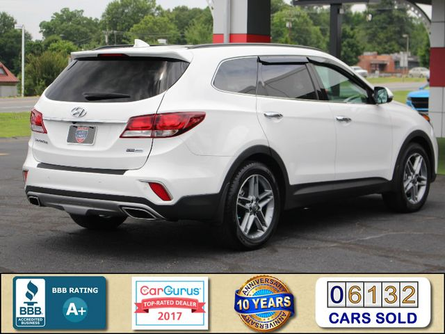 2017 Hyundai Santa Fe SE Ultimate AWD - NAV - PANO SUNROOFS! Mooresville , NC 2