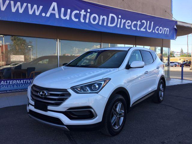 2017 Hyundai Santa Fe Sport 2 4l Full Manufacturer Warranty