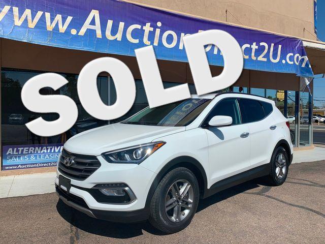 2017 Hyundai Santa Fe Sport 2.4L FULL MANUFACTURER WARRANTY Mesa, Arizona