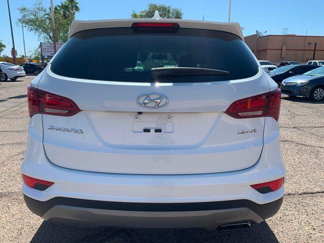 2017 Hyundai Santa Fe Sport 2.4L FULL MANUFACTURER WARRANTY Mesa, Arizona 3