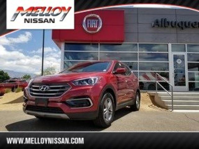 2017 Hyundai Santa Fe Sport 2.4L in Albuquerque, New Mexico 87109