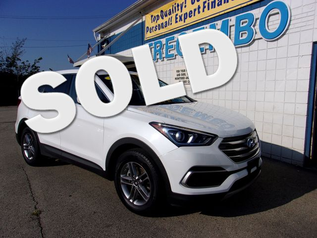 2017 Hyundai Santa Fe Sport 2.4L in Bentleyville Pennsylvania, 15314