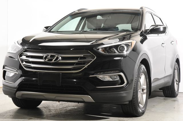 2017 Hyundai Santa Fe Sport Nav/ Blind Spot/ Heated Leather
