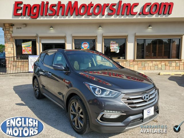 2017 Hyundai Santa Fe Sport 2.0T Ultimate in Brownsville, TX 78521