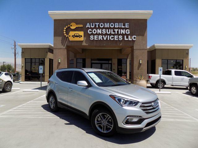 2017 Hyundai Santa Fe Sport 2.4L in Bullhead City, AZ 86442-6452