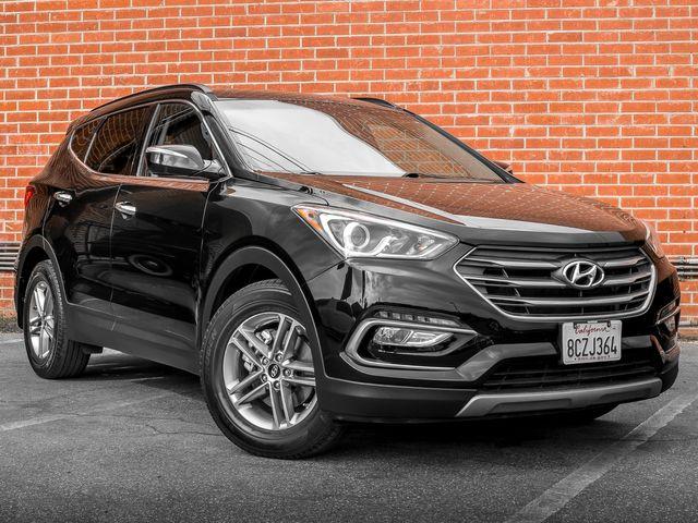 2017 Hyundai Santa Fe Sport 2.4L Burbank, CA 1