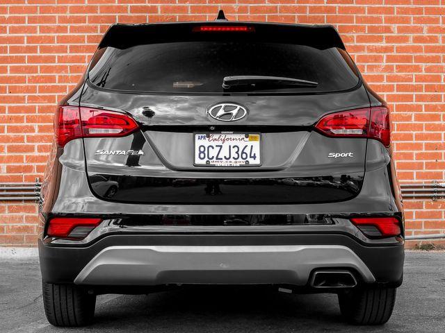 2017 Hyundai Santa Fe Sport 2.4L Burbank, CA 3