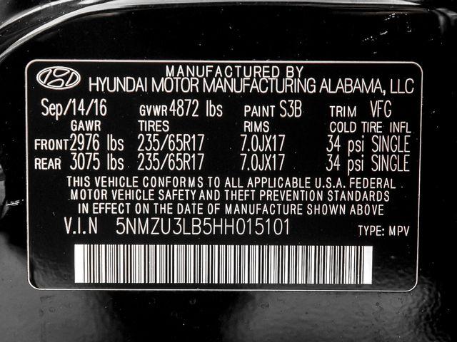 2017 Hyundai Santa Fe Sport 2.4L Burbank, CA 32