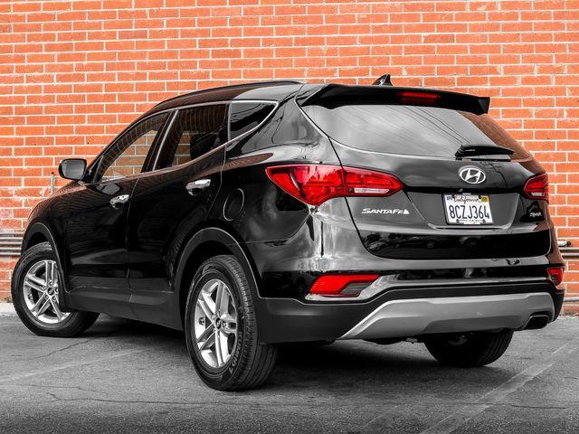 2017 Hyundai Santa Fe Sport 2.4L Burbank, CA 4