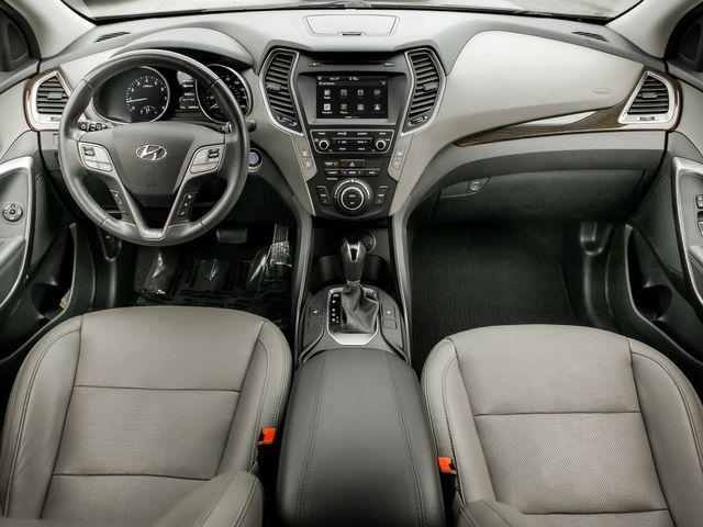 2017 Hyundai Santa Fe Sport 2.4L Burbank, CA 8