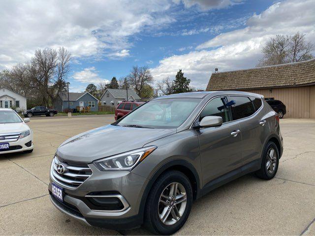 2017 Hyundai Santa Fe Sport 2.4L in Dickinson, ND 58601