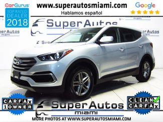 2017 Hyundai Santa Fe Sport 2.4L AWD in Doral FL, 33166