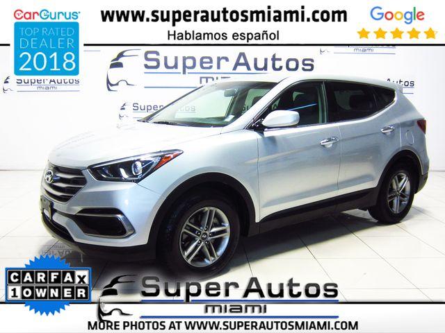 2017 Hyundai Santa Fe Sport 2.4L in Doral, FL 33166