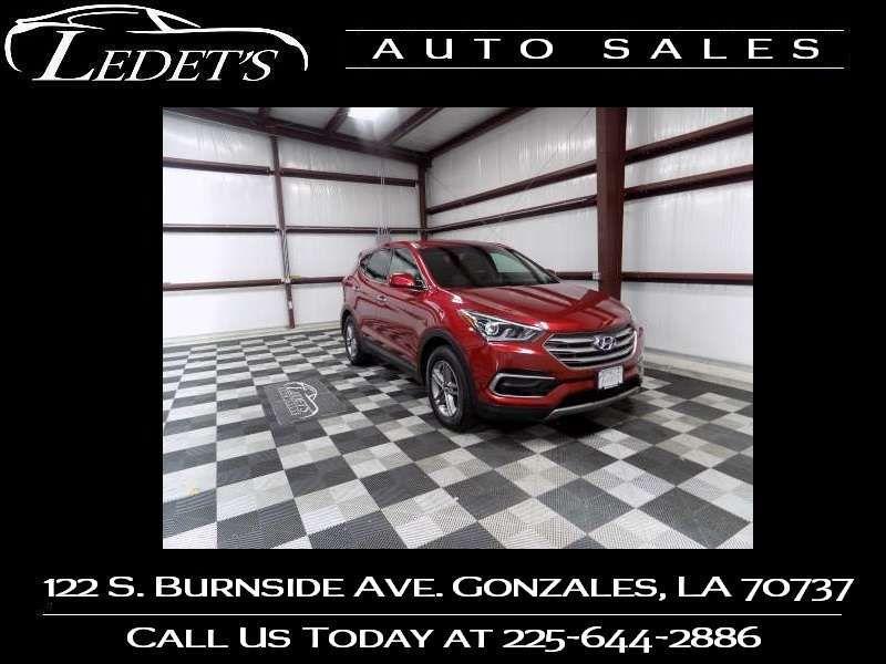 2017 Hyundai Santa Fe Sport 2.4L - Ledet's Auto Sales Gonzales_state_zip in Gonzales Louisiana