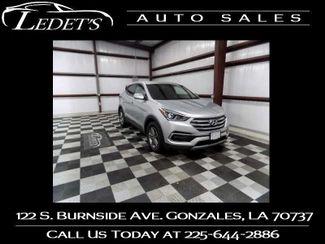 2017 Hyundai Santa Fe Sport 2.4L - Ledet's Auto Sales Gonzales_state_zip in Gonzales