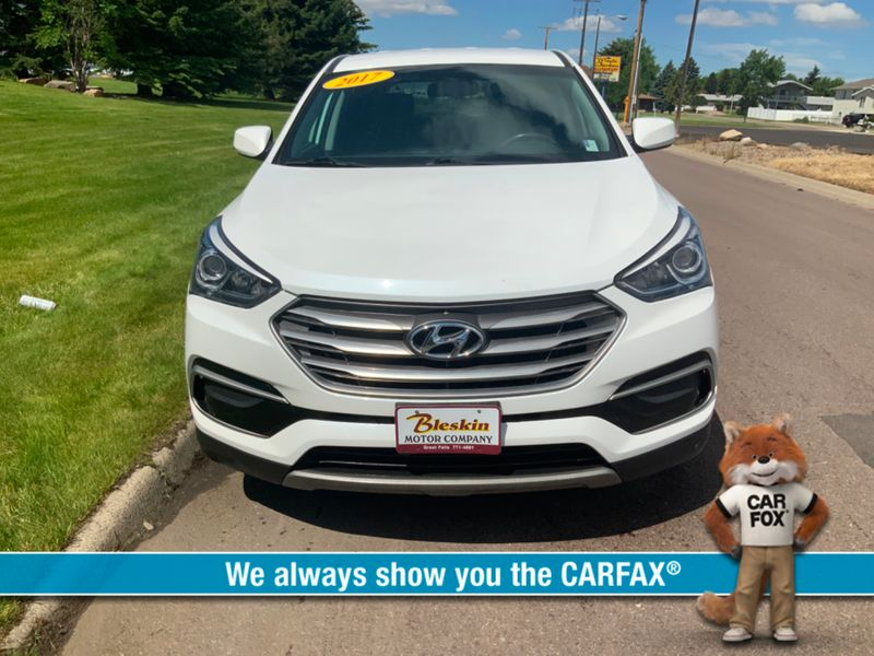 2017 Hyundai Santa Fe Sport 4d SUV AWD 24L  city MT  Bleskin Motor Company   in Great Falls, MT