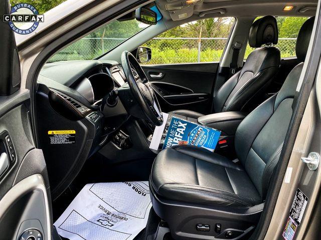 2017 Hyundai Santa Fe Sport 2.0T Ultimate Madison, NC 25