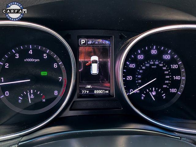 2017 Hyundai Santa Fe Sport 2.0T Ultimate Madison, NC 33