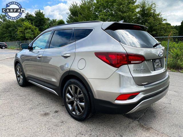 2017 Hyundai Santa Fe Sport 2.0T Ultimate Madison, NC 3