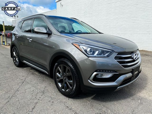 2017 Hyundai Santa Fe Sport 2.0T Ultimate Madison, NC 7