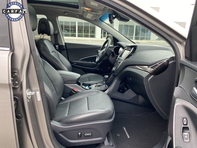 2017 Hyundai Santa Fe Sport 2.0T Ultimate Madison, NC 12
