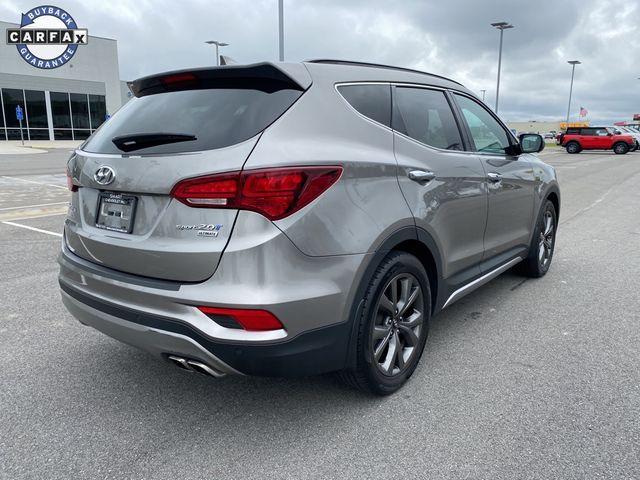 2017 Hyundai Santa Fe Sport 2.0T Ultimate Madison, NC 1