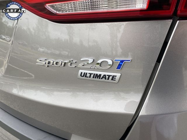 2017 Hyundai Santa Fe Sport 2.0T Ultimate Madison, NC 20