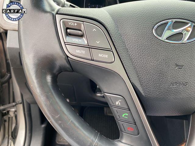 2017 Hyundai Santa Fe Sport 2.0T Ultimate Madison, NC 34