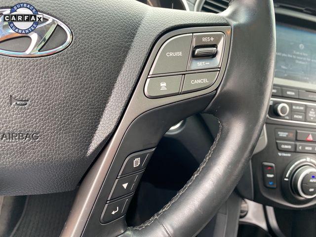 2017 Hyundai Santa Fe Sport 2.0T Ultimate Madison, NC 35