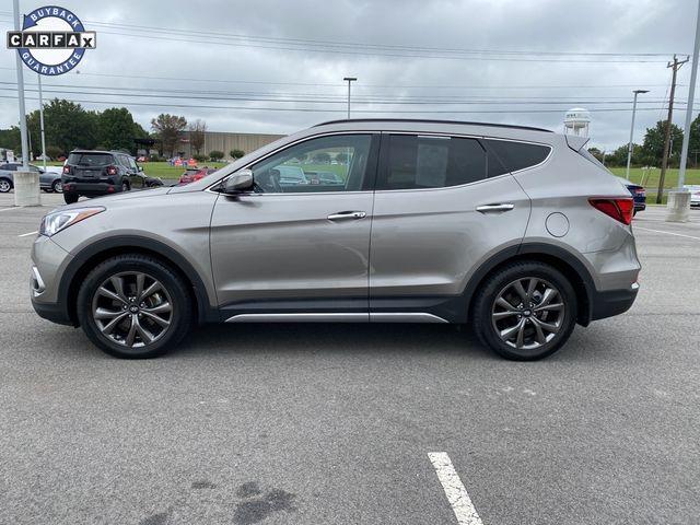 2017 Hyundai Santa Fe Sport 2.0T Ultimate Madison, NC 4