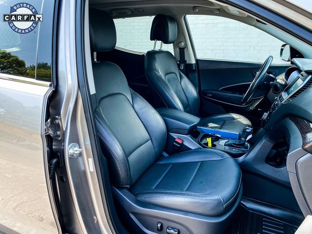 2017 Hyundai Santa Fe Sport 2.0T Ultimate Madison, NC 10