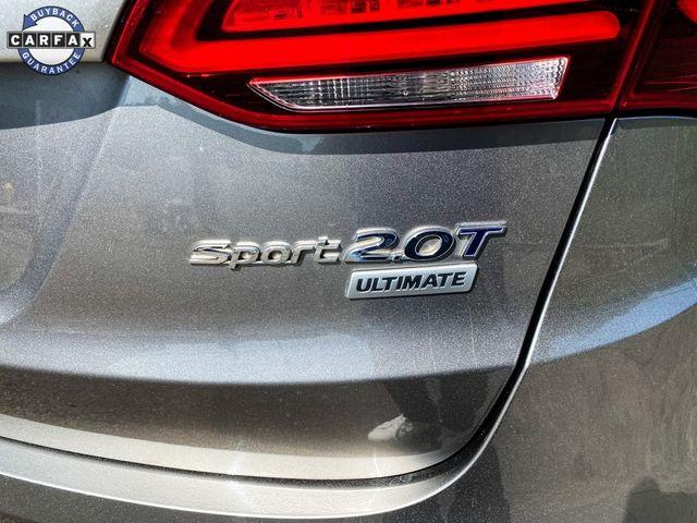 2017 Hyundai Santa Fe Sport 2.0T Ultimate Madison, NC 19