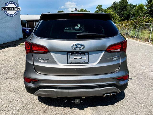 2017 Hyundai Santa Fe Sport 2.0T Ultimate Madison, NC 2