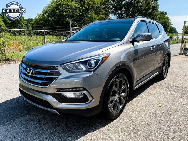 2017 Hyundai Santa Fe Sport 2.0T Ultimate Madison, NC 5