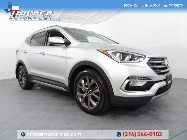 2017 Hyundai Santa Fe Sport 2.0L Turbo Ultimate